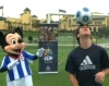 Video: Messi vs chuột Mickey