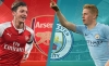 12/08 22:00 Arsenal - Manchester City : Nhận định Arsenal vs Man City: